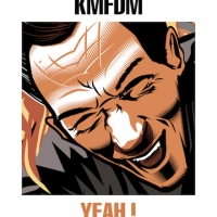 KMFDM_YEAH_EP_cover_500