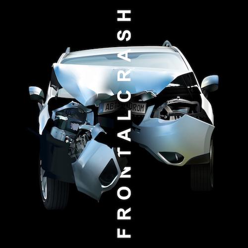 """AB SYNDROM """"Frontalcrash"""" (Album)"""