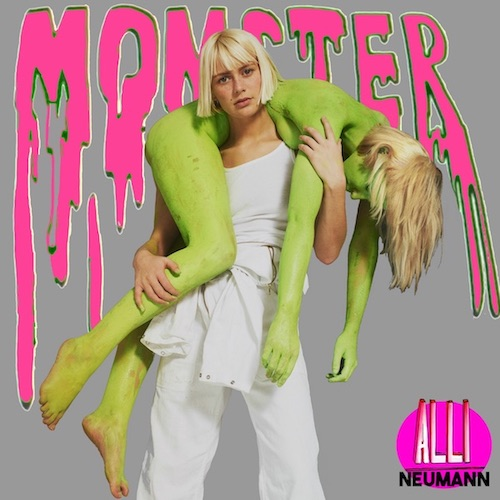 "ALLI NEUMANN ""Monster"" (EP)"