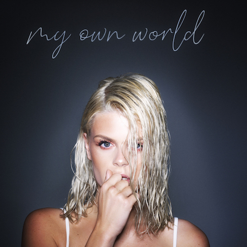 "DAVINA MICHELLE ""My Own World"" Single VÖ: 08.07.20"