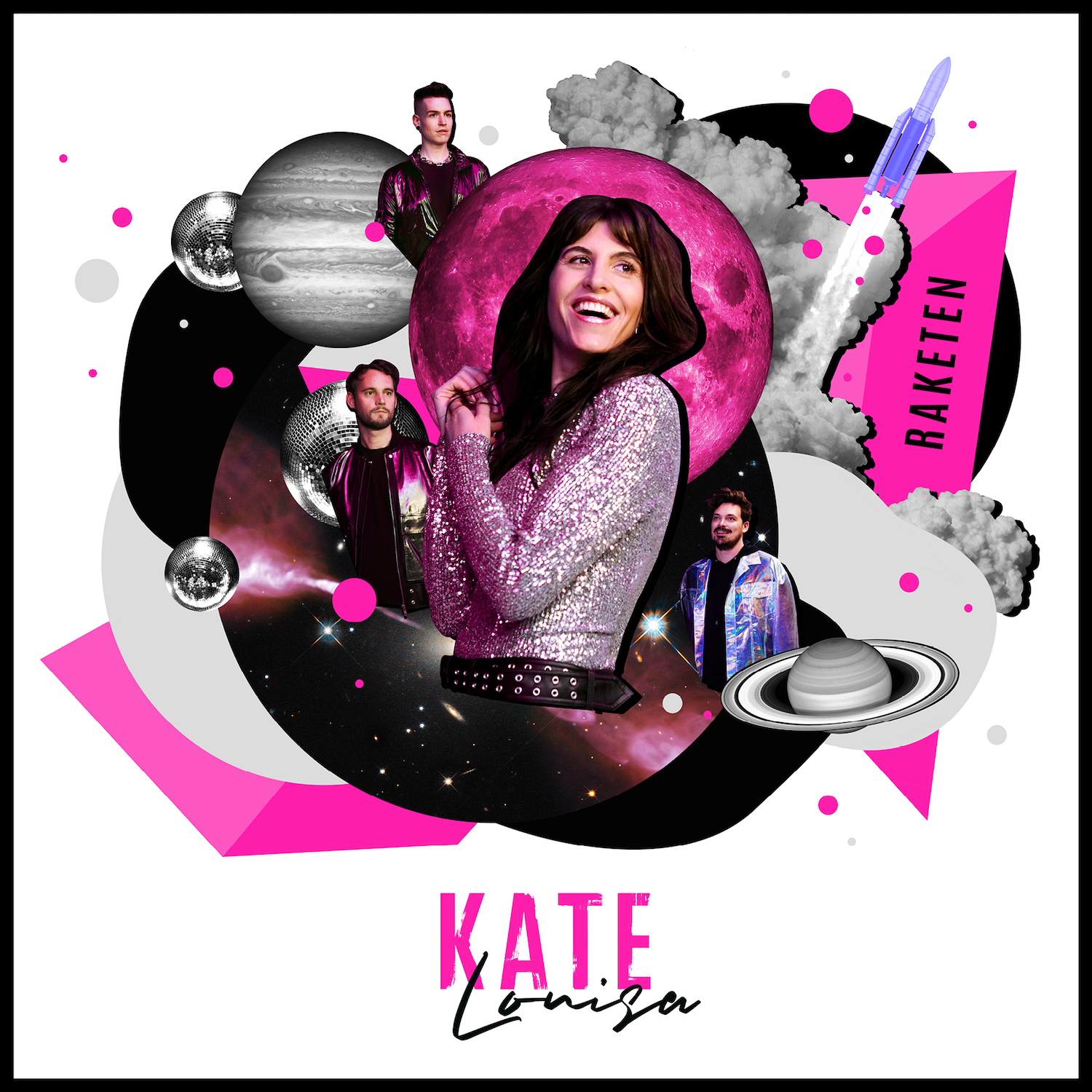 "KATE LOUISA ""Raketen"" (Single) VÖ: 09.10.20"
