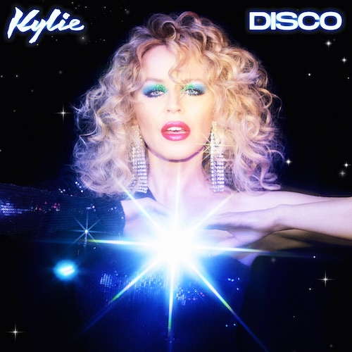 "KYLIE ""DISCO"" (Album) VÖ: 06.11.20"