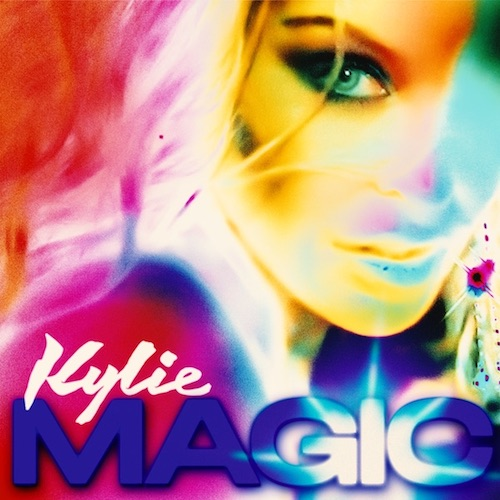 "KYLIE ""Magic"" (Single) VÖ: 25.09.20"