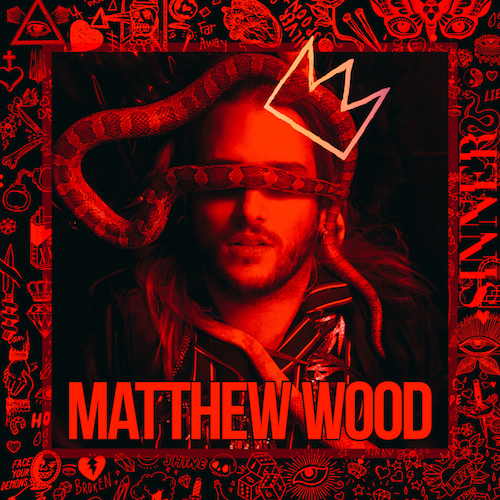 "MATTHEW WOOD ""Wood"" (Single) VÖ: 17.07.20"