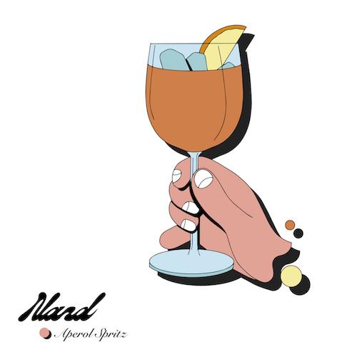 """NAND """"Aperol Spritz"""" (Single) VÖ: 16.07.21"""